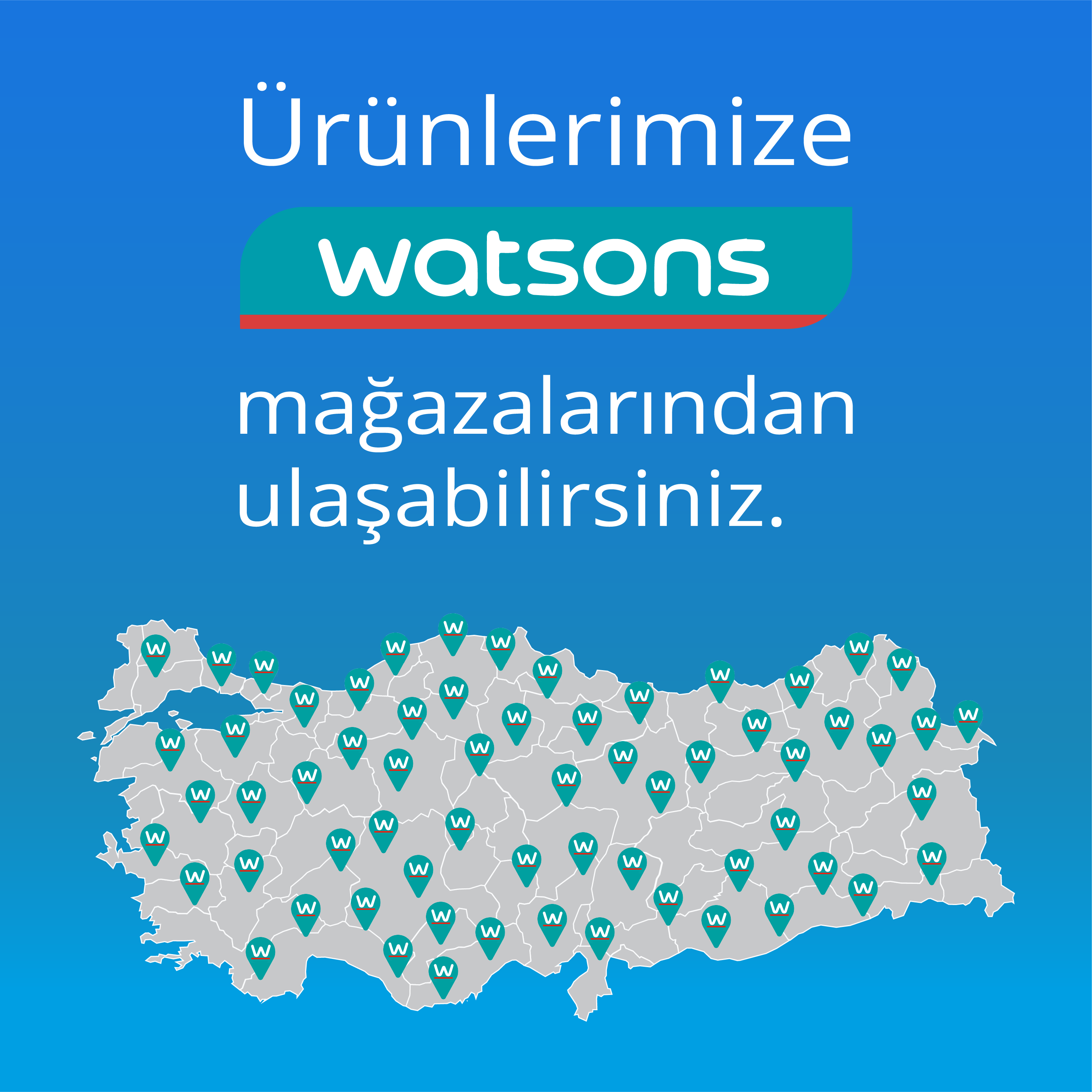 Watsons Mağazaları Mobil