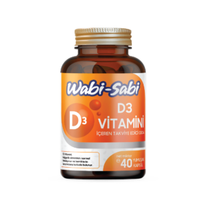 D 3 Vitamin