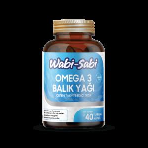 Omega 3 Balık Yağıı 40K